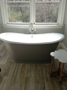 plumbing bathtub